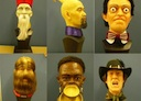 Busts for Ripley's Believe It or Not!